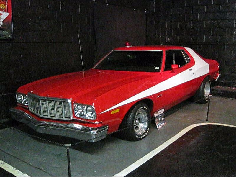 Used Cars Chattanooga >> Rusty's Movie Car Museum - includes cars from Fast and