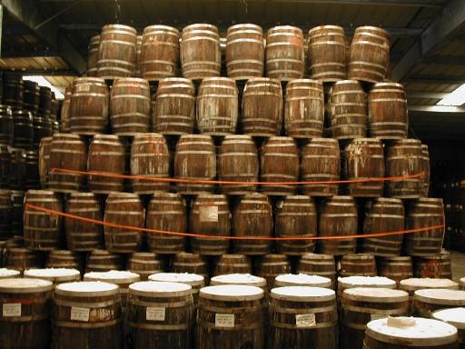 Jack Daniels barrels get a second life flavoring a sauce favorite