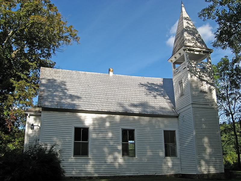 Ebbing and Flowing Church built in 1898