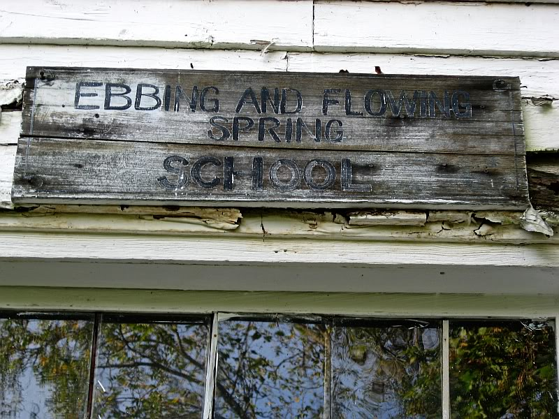 Ebbing and Flowing School