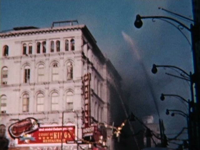Nashville hotel visited by 7 presidents, and numerous celebs, destroyed by fire in the sixties