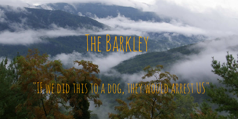 The most exclusive, roughest and toughest race in the world – the Barkley