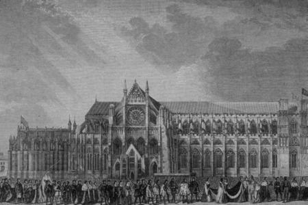 The-Coronation-Procession-of-Anne-Boleyn