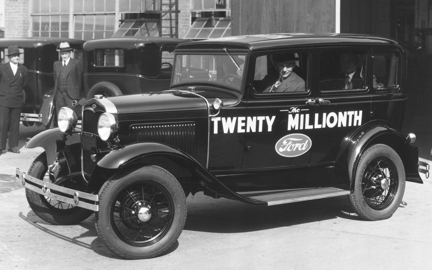 See The Twentieth Million Ford touring Tennessee in 1931